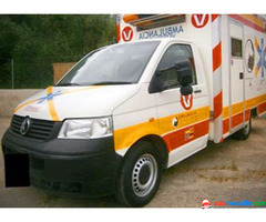 Volkswagen T5 Ex Ambulancia 2.5 Tdi Tdi 2006