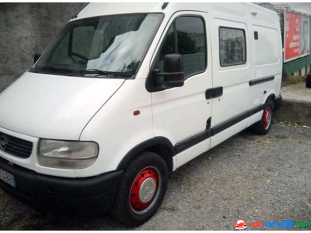 Opel Furgon 2001