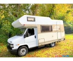 Fiat Hymer Camp 55 2.5 Td 1992