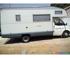 Ford-mobilvetta Skiper 62 1994