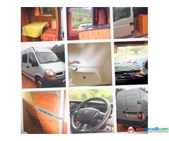 Renault Master Camper 2006