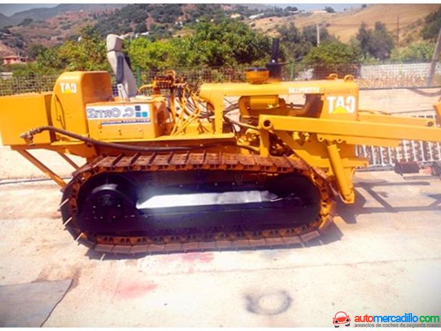Caterpillar D4 1980