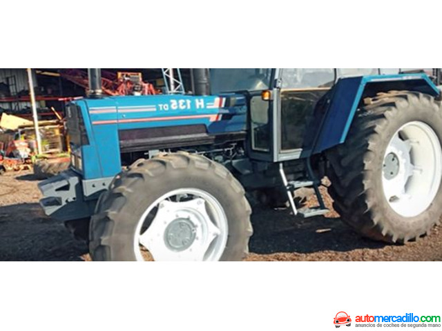 Tractor H135