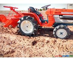 Minitractor Kubota B1500 4x4