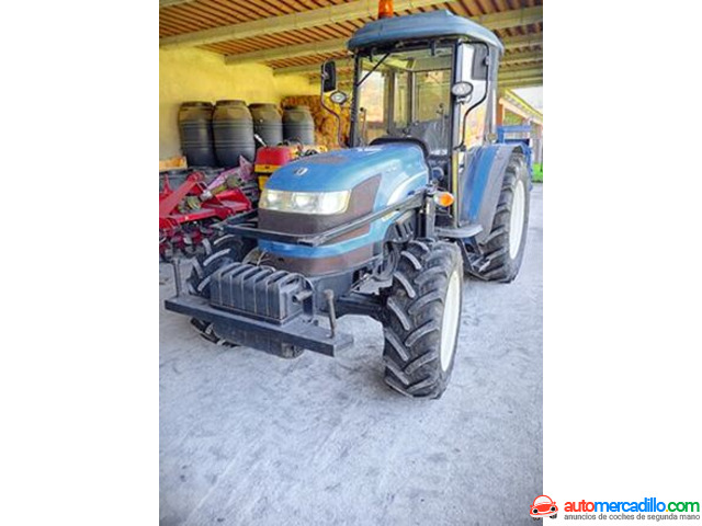 Tractor New Holland Nh Td4030 2013