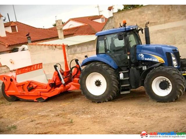 New T8050 2008