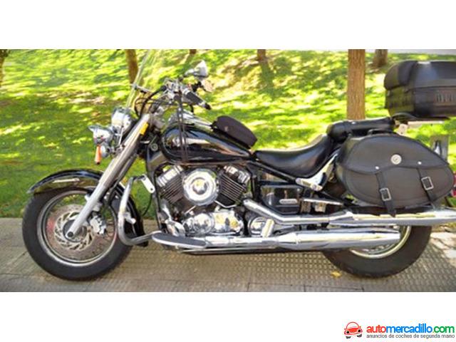 Yamaha Drag Star 650 Xvsa Classic   2006