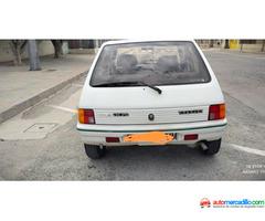 Peugeot 205 Lacoste 5 P   1987