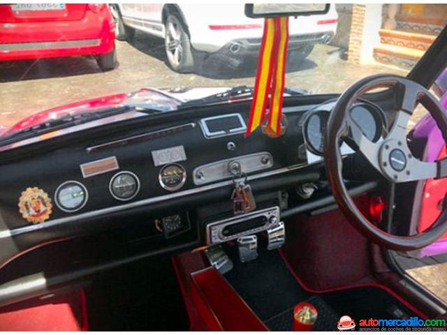 Seat Seat 600 E   1979