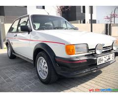 Ford Fiesta Xr2 Mk2   1986