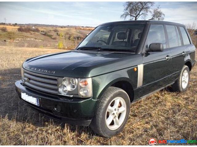 Land-rover Range Rover   2002