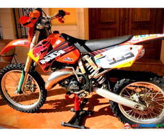 Ktm Exc   2005