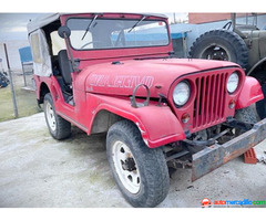 Jeep M 38 A1 1953