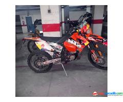 Ktm 250 Cc  Cc 2007