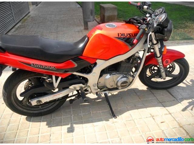 Suzuki Gs500   2000