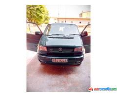 Volkswagen T4 Multivan   1997