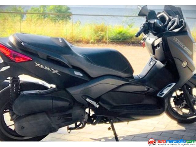 Yamaha X Max   2017