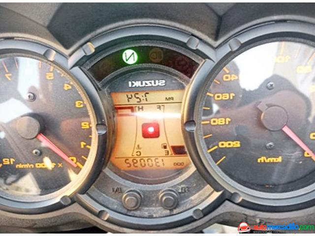 Suzuki Vstrom   2007