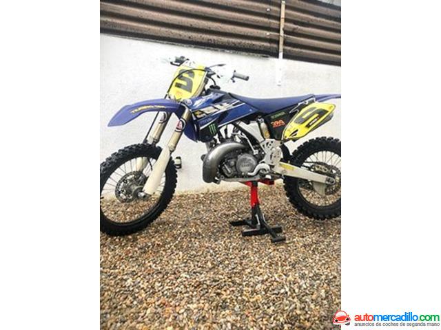 Yamaha 250 Yz   2015
