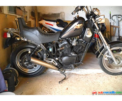 Moto 350 Escalibur   1988
