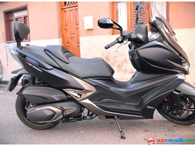 Kymco Xciting S 400   2021