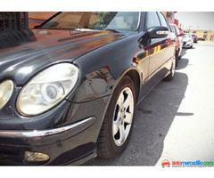 Mercedes-benz Clase E   2004