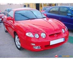 Hyundai COUPE   del 1999