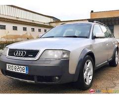 Audi ALLROAD CUATRO   del 2005
