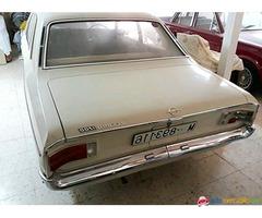 Opel REKORD COUPE 1700 del 1965