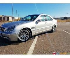 Mercedes-benz C270 del 2002