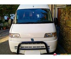 Fiat DUCATO ADRIA TWIN del 2002