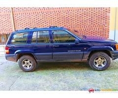 Jeep GRAN CHEROKEE LAREDO del 1997