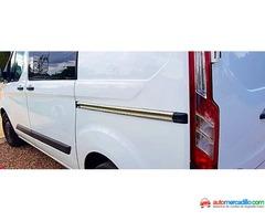 Ford TRANSIT CUSTOM DOBLE CABINA L1 VAN 290S 100CV IVA 2014
