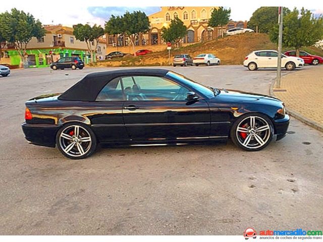Bmw E46 Cabrio 318ci 143cv 2003