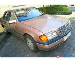 Mercedes-benz C 220 1993