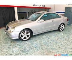 Mercedes-benz CLK 270 CDI  CDI 2002
