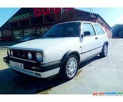 Volkswagen GTI MK2  GTI 1990