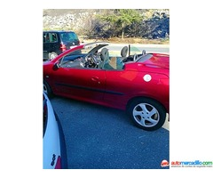 Peugeot 206 CC DESCAPOTABLE CC 2002