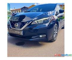 Nissan LEAF 40KWH 2018