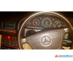 Mercedes W 140 CLASE S 320 1992